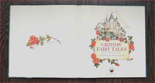 Grimms' Fairy Tales inside cover Don Daily