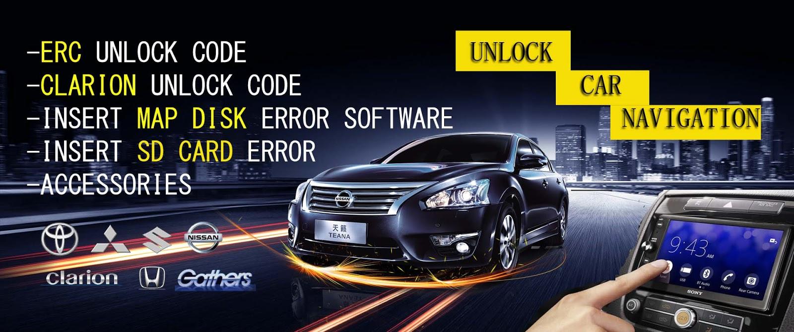 NavigationDisk | Car Radio Unlock | 日本のカーラジオロック解除ソリューション 42664043_1047636345413755_6321115321864290304_n Toyota - Mitsubishi -Nissan -Suzuki-Isuzu- Honda map disk Toyota  map disk error insert map disk solution