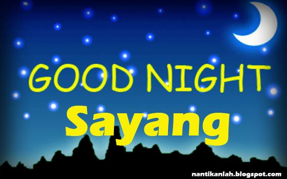 Malam Romantis Kata Kata Selamat Malam Buat Pacar Nusagates