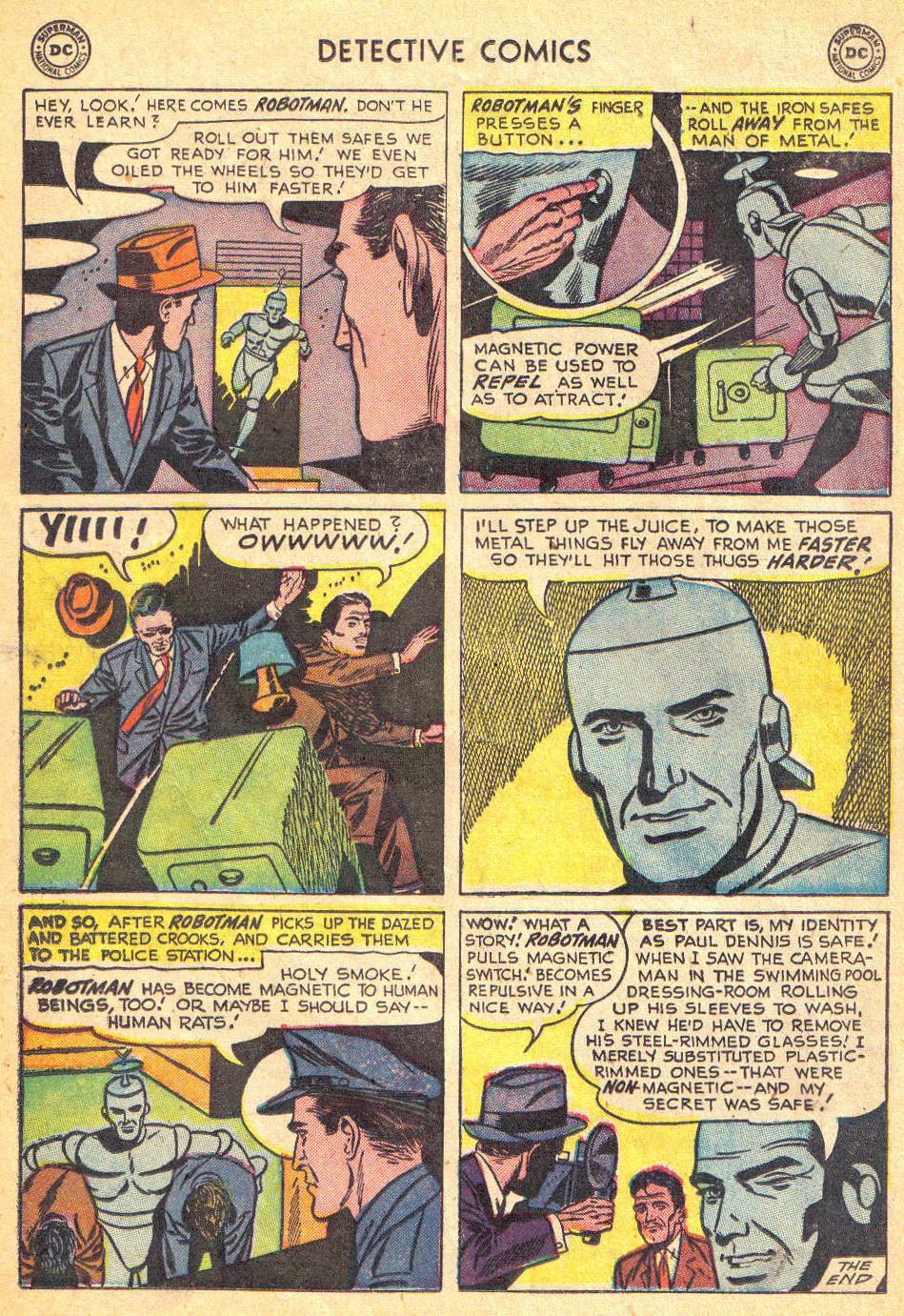Detective Comics (1937) 193 Page 29