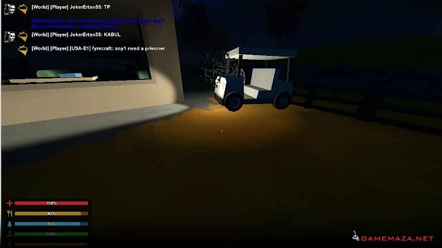 Unturned Gameplay Screenshot 1