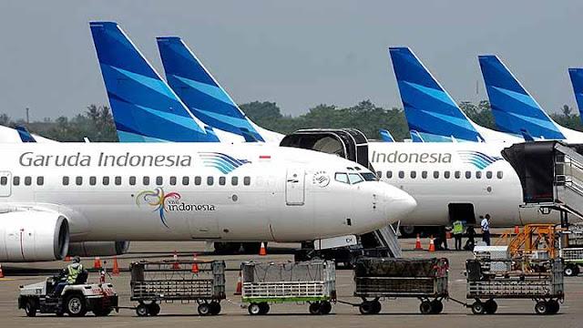 Garuda Merugi, Kementerian BUMN Minta Kaji Ulang Rute Jakarta-London