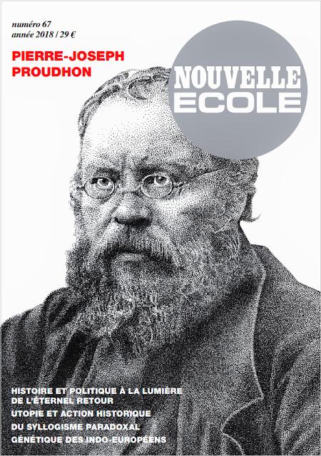 Nouvelle Ecole n°67 Pierre-Joseph Proudhon