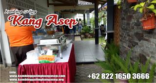 JAsa Kambing Guling di Kosambi Bandung