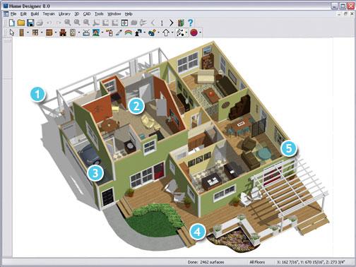 3d scanner image 3d dream house designer for Dream house 3d