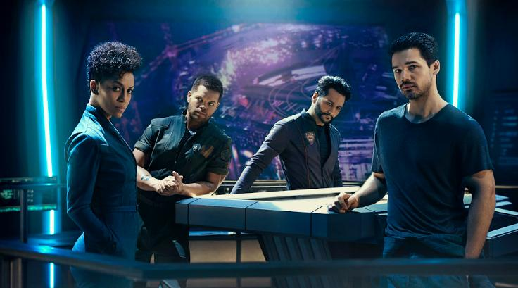 The Expanse - Season 2 - Promos, Key Art, Poster, Featurettes & Cast Promotional Photos *Updated 14th January 2017*