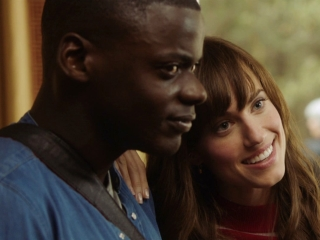 Daniel Kaluuya et Allison Williams dans Get Out, de Jordan Peele (2017)