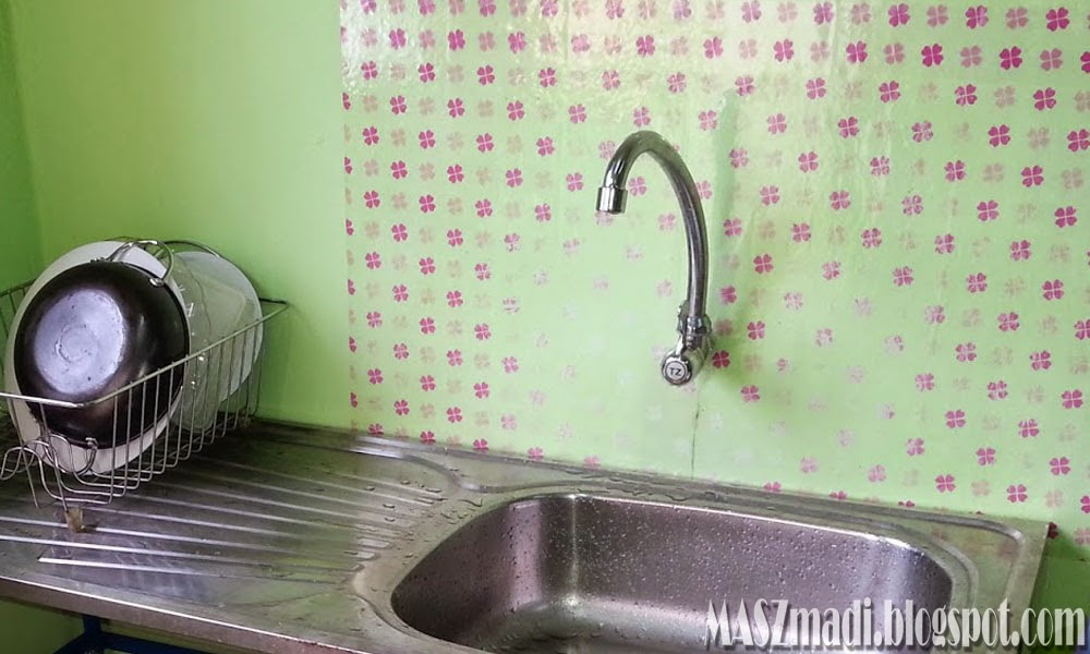 Kepala Paip Asal Kat Sinki Dapur