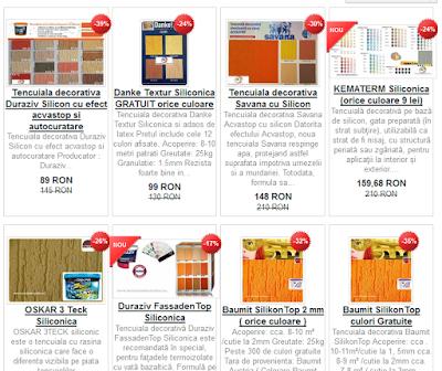 Tencuiala Decorativa Siliconica Baumit.Online Magazines 03 02 16