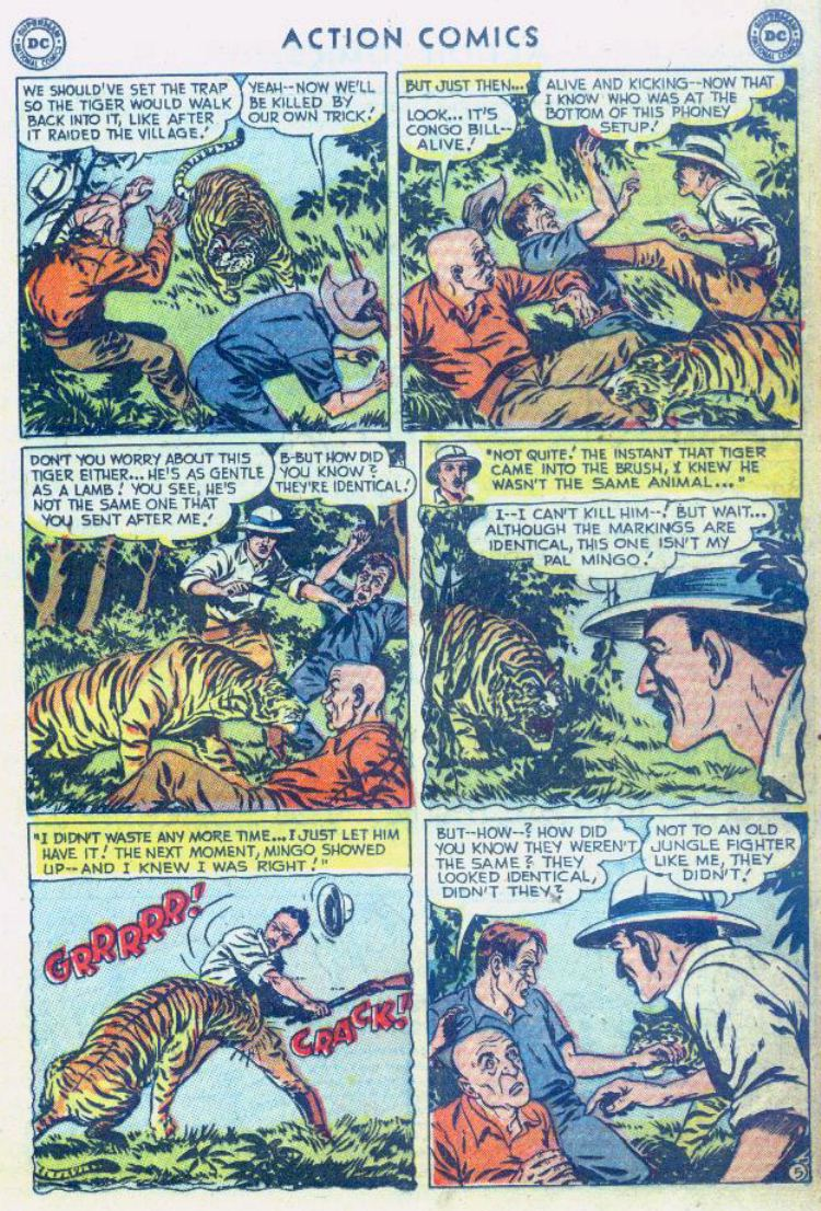 Read online Action Comics (1938) comic -  Issue #176 - 21