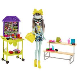 MH School Spirit Frankie Stein Doll