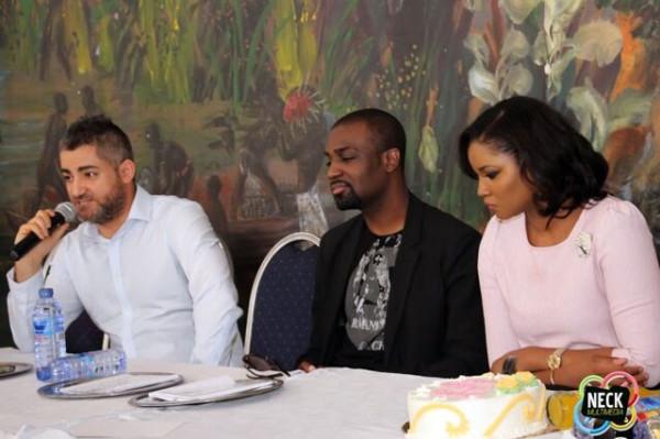 Omotola Jalade-Ekeinde Renews Deal