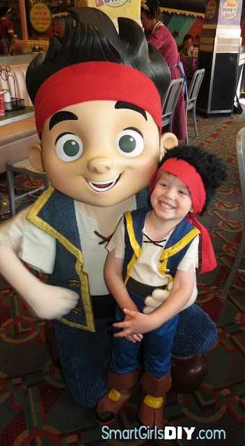 Diy jake and the never land pirates costume anyway his jake costume solutioingenieria