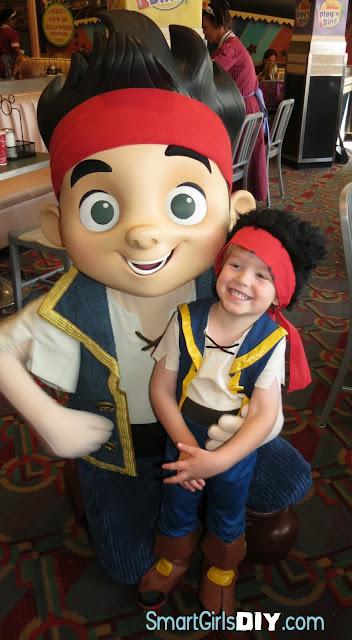 Diy Kids Pirate Costume & The CUTEST (and Super Creative