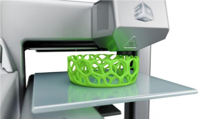 3D Yazıcı Nedir? Neler Yapılabilir?