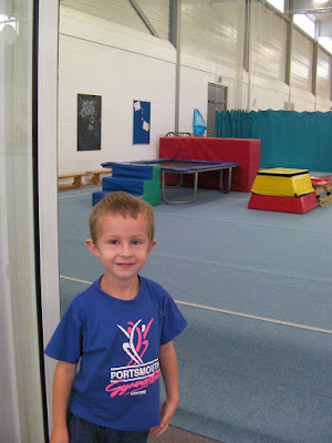 Portsmouth gymnastic centre, lessons for all ages