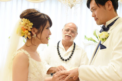 Plumeria Chapel Wedding