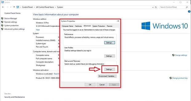 Cara Mengatasi Laptop Restart Sendiri Akibat Blue Screen of Death Windows 8 dan 10