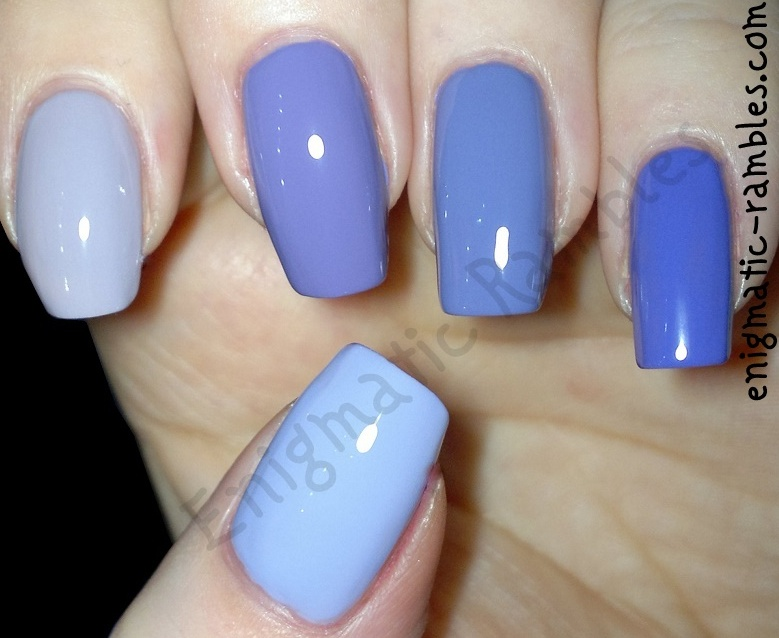 purple-ombre-nails-ombré-Barry-M-Prickly-Pear-Sally-Hansen-Delphinium-Sinful-Colors-Verbena-MUA-Frozen-Yoghurt-Color-Club-Pucci-licious