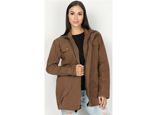 Jaket Wanita CBR SIX Premium 315