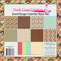 NCC Sweet Shoppe Paper Collection