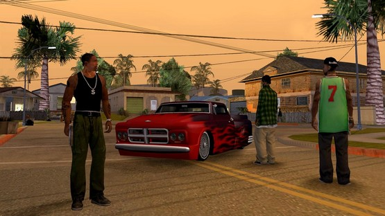 GTA San Andreas Free Download Pc Game