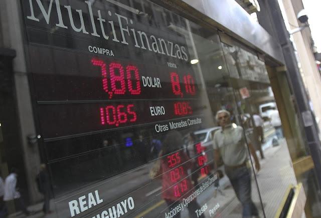Trocar dinheiro nas casas de câmbio de Buenos Aires