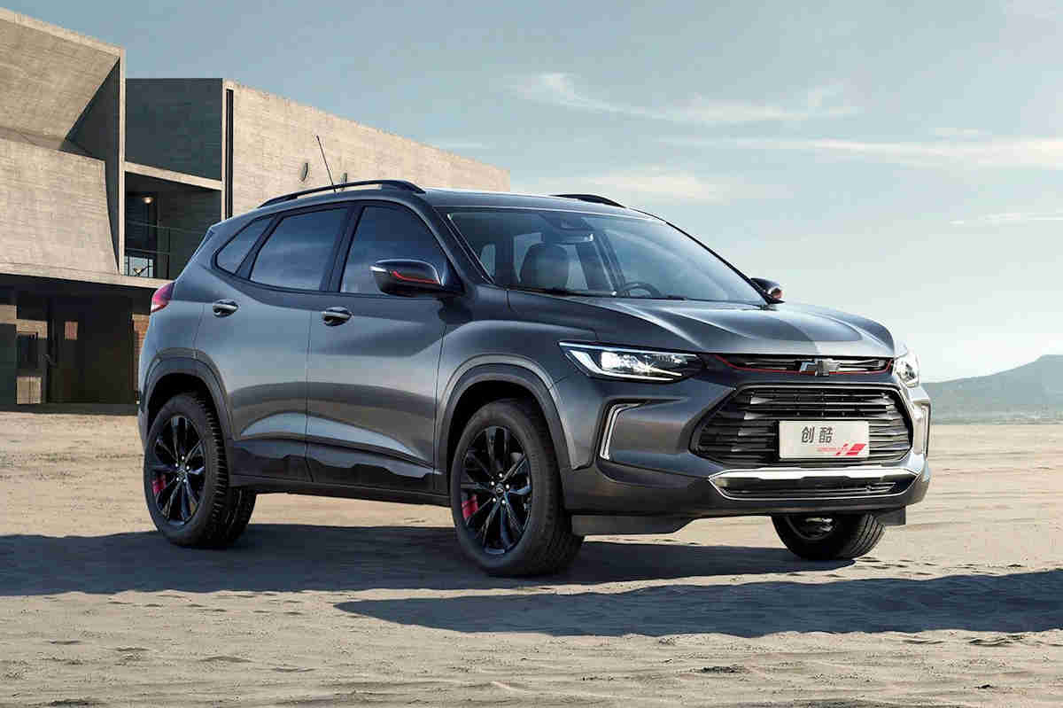 2020 Chevy Blazer: News, Design, Specs >> Nope The 2020 Chevrolet Trailblazer Isn T A 7 Seater Mid