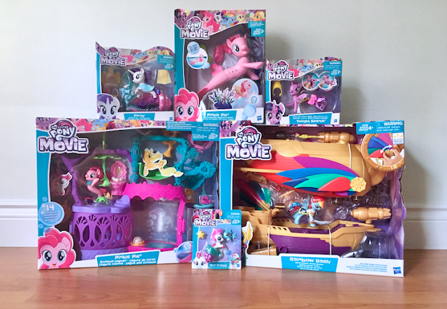 My Little Pony: The Movie - Hasbro Toys