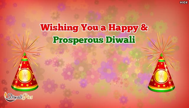 Happy Diwali Greetings Image 2018