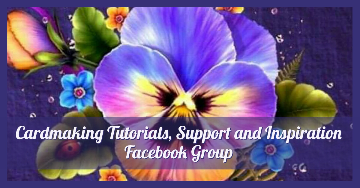 Join In With Our Facebook Group