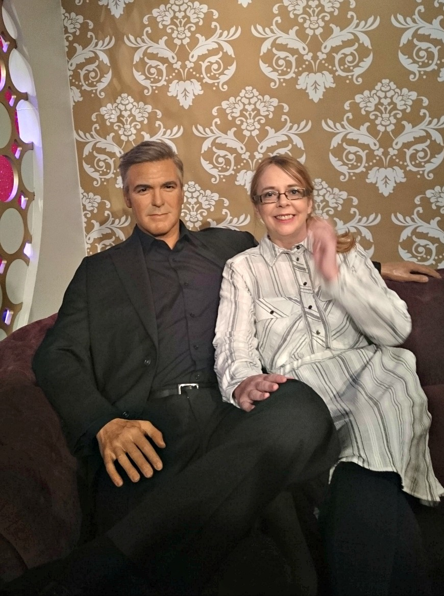 Madame Tussauds George Clooney