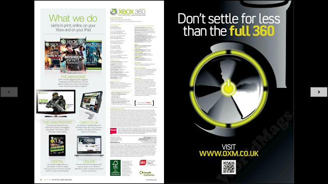 Revista Xbox 360 Official Magazine Febrero 2013