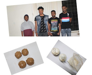 3 Nigerians, including a lady, arrested for drug trafficking in India