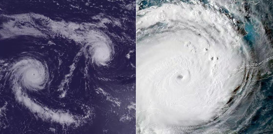 Il Cambio Climatico rende gli Uragani più pericolosi e devastanti.