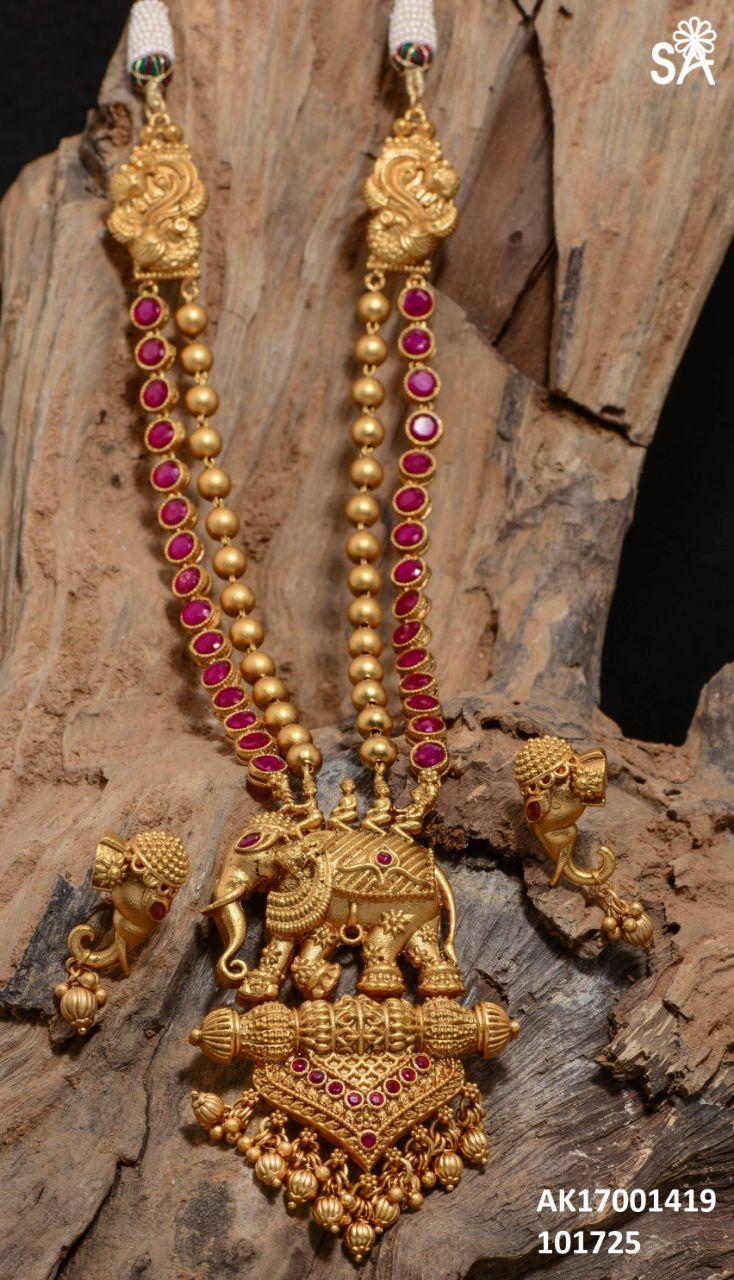 Exclusive 1one Gram Neck Sets Bridal Online Neck Sets