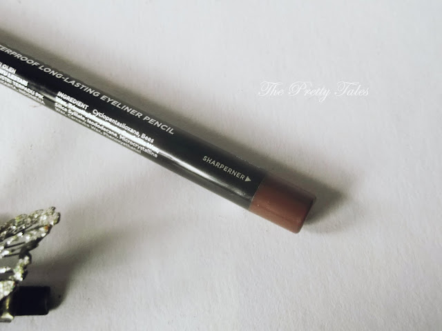just miss waterproof long wearing pencil eyeliner kemasan baru review