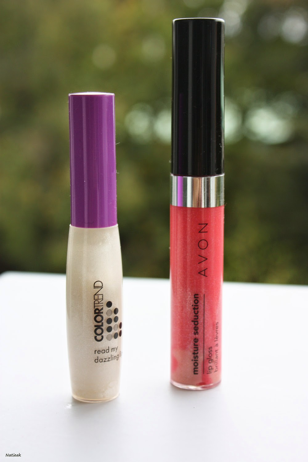Color Trend et  Moisture seduction  de Avon