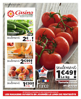 Catalogue Géant Casino 31 Mai au 04 Juin 2017