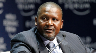 Dangote Cement's N144.8billion Dividend Delights Shareholders