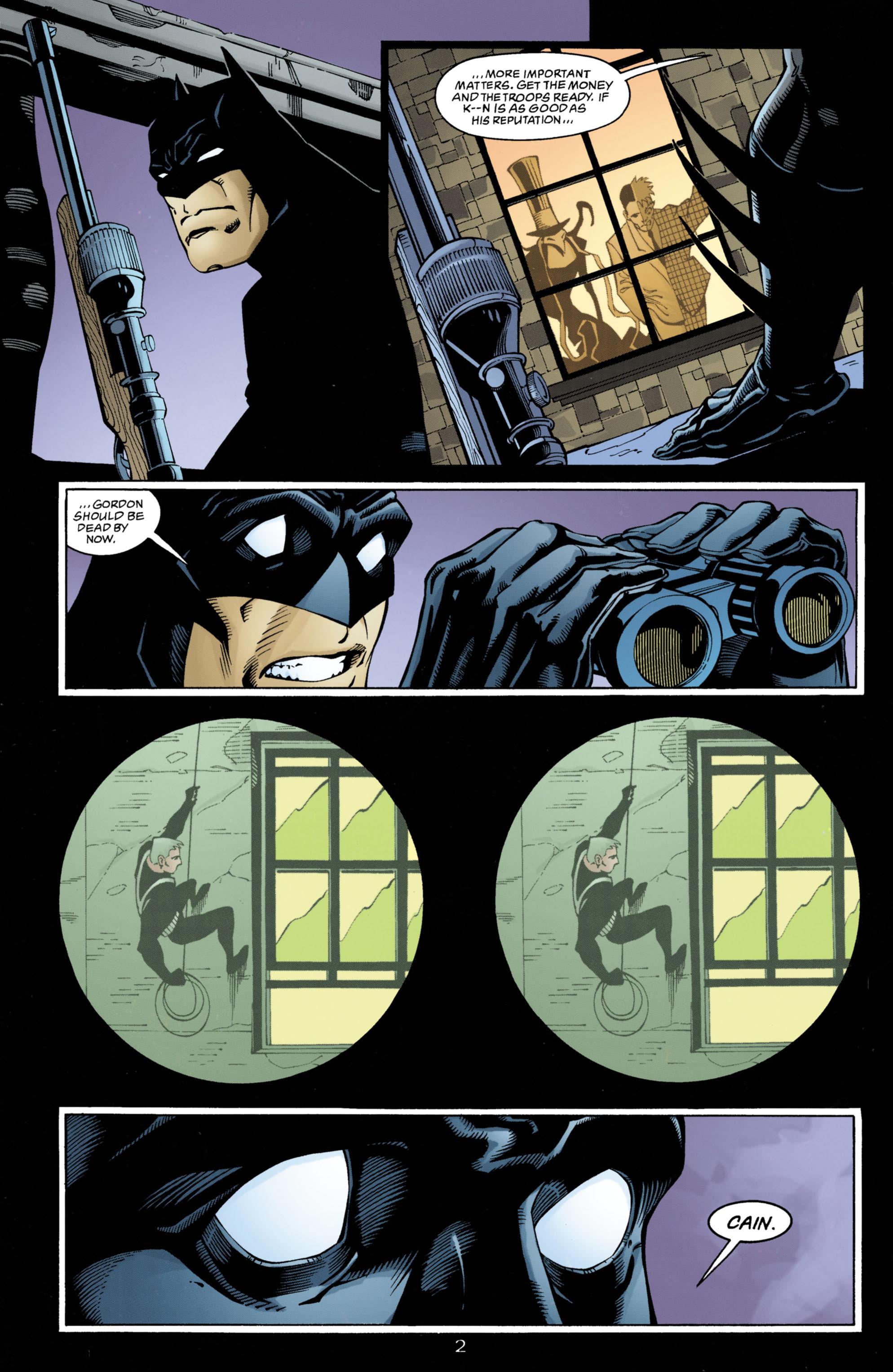 Detective Comics (1937) 734 Page 2