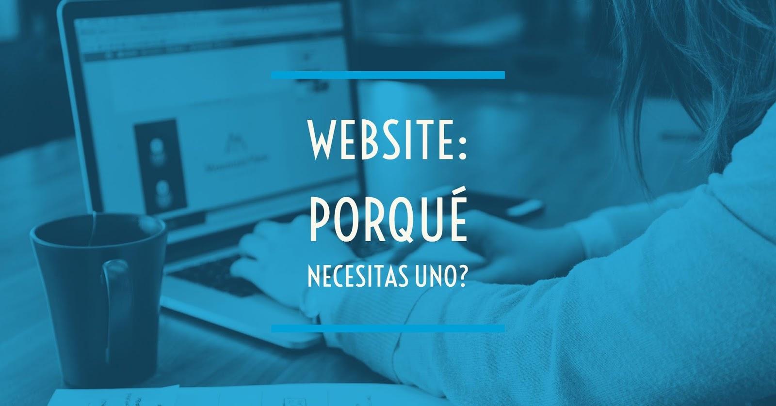 Tu propia página web