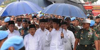 Jokowi Jelaskan Maksud Pertemuan Persaudaraan Alumni 212