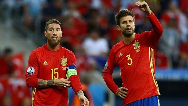 Ramos-Piqué-Espagne