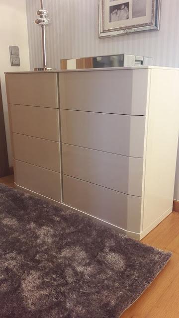Decoração de quarto com cómoda