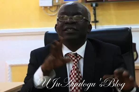 You are power-drunk – Falana blasts Buhari's spokesman, Garba Shehu