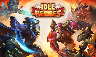 Idle Heroes Apk v1.7.0 Mod Unlimited Money Terbaru 2017 Gratis