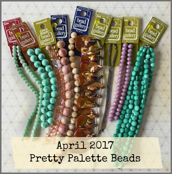 Pretty Palettes - April Reveal