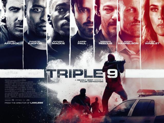 Kết quả hình ảnh cho phim phi vu triple 999