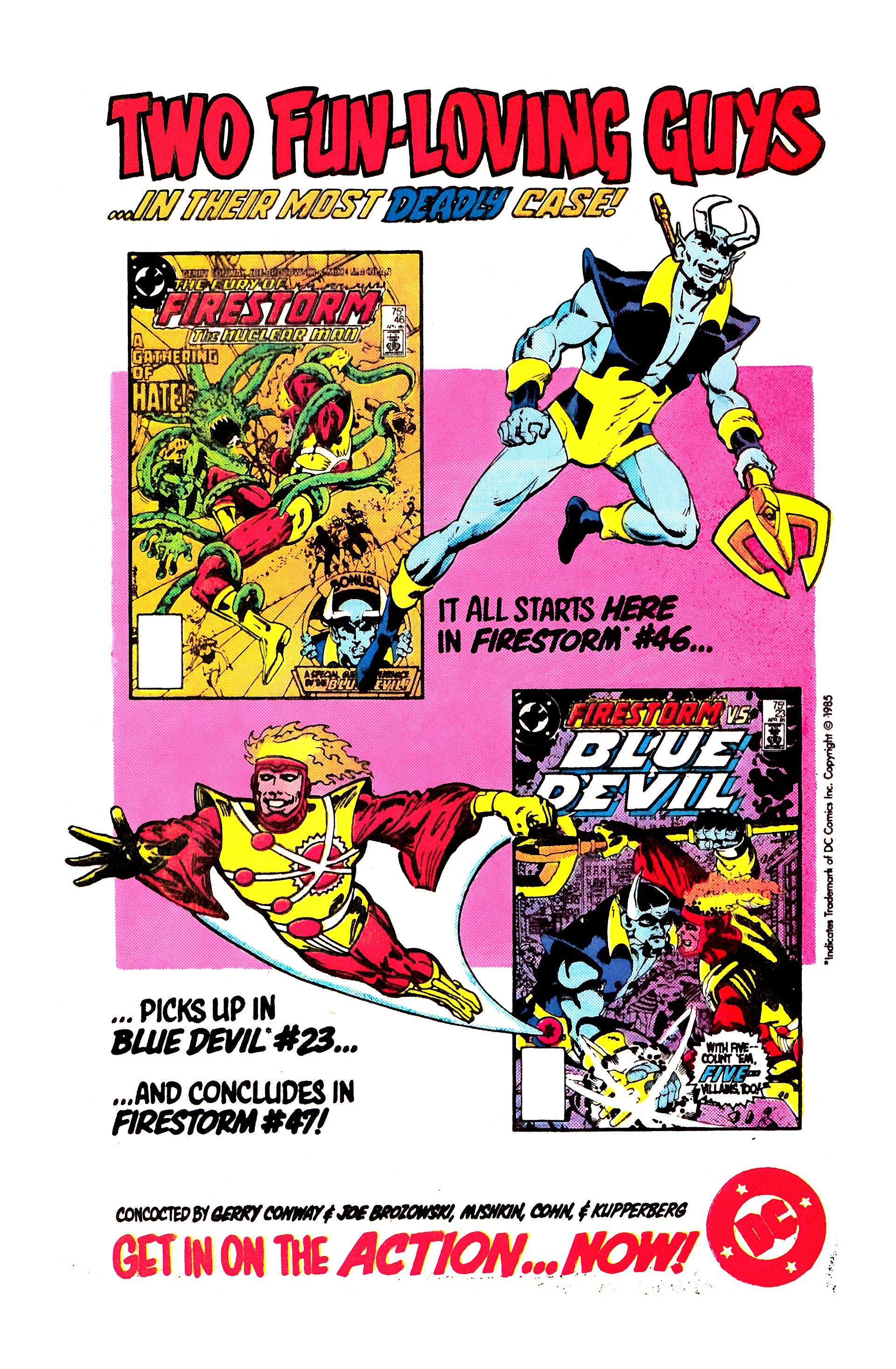Read online Secret Origins (1986) comic -  Issue #1 - 29